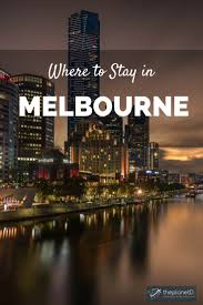 where to stay in melbourne australia