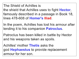 Iliad Research Papers on Homer s classic tale