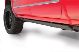 AMP Research PowerStep (w/Plug and Play) Electric Running Boards ...