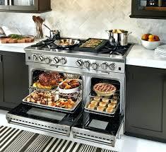 best double oven gas range. Best 30 Gas Range Double Oven Reviews Ge Cooktop