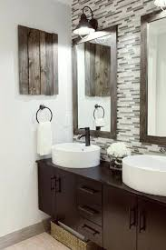 gray and brown bathroom decoration ideas color7 brown