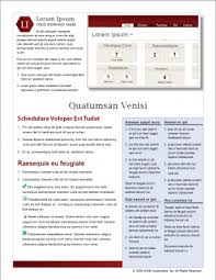 Refrence Template Quick Reference Guide Templates Id Rather Be Writing