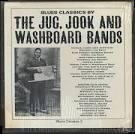 Jug, Jook and Washboards