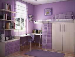 Small Bedroom For Teenage Girls Stunning Small Bedroom Ideas For Teenage Girls With Purple Colors