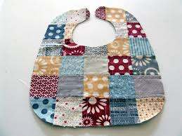 Our Cozy Nest: Quilted Baby Bib Tutorial & Monday, June 18, 2012 Adamdwight.com