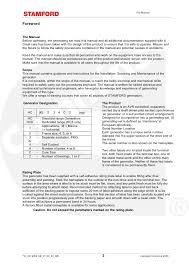 stamford alternator wiring diagram manual stamford 1000 kva stamford alternator data on stamford alternator wiring diagram manual