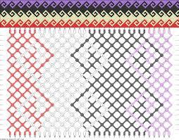 FriendshipBraceletsNet Patterns Simple Decoration