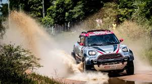The Mini 2017 Dakar Good Debut For The Mini John Cooper Works Rally X Raid