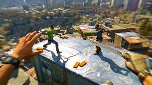 Dying Light Modes Dying Light Bad Blood Is More Battle Than Battle Royale