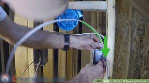 how to wire a 3 way light switch pictures wikihow image titled wire a 3 way light switch step 7