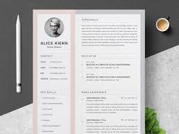 Professional Resume Templates 2013 Professional Resume Cv Template By Resume Templates On