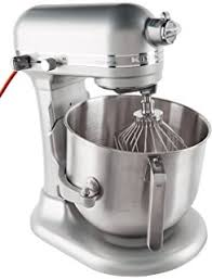kitchenaid 7 quart mixer. kitchenaid (ksm8990np) 8-quart stand mixer with bowl lift (nickel pearl) kitchenaid 7 quart