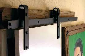 interior barn door track system barn door hardware sliding systems bypass cabinet track interior sliding barn