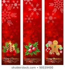 26 298 Vertical Christmas Vertical Christmas Banner Images Royalty