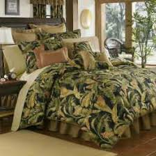 Island Bedding, Tropical Island Bedding, Comforters, Quilts ... & Thomasville La Selva Black Queen Comforter Adamdwight.com