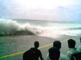 effect of the n ocean earthquake on the