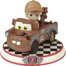 """Disney Showcase Collection, Birthday Gifts, """"Mater"""", Resin Figurine ..."""