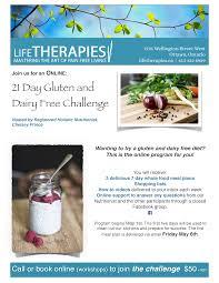 gluten and dairy free challenge ottawa