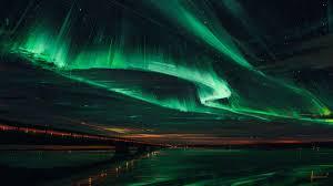 Stunning Northern Lights Stunning Art On Northern Lights Norway