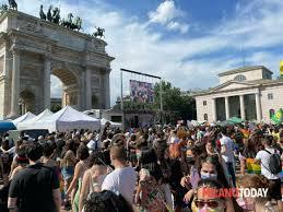 Milano Pride 2021 (foto Nico Bucci)