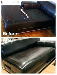 faux leather couches fake couch scratch repair furniture cat