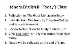 our town thornton wilder town definition ldquo the inhabitants of a honors english iii today s class