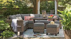 better homes and gardens change is in the air first comes spring then comes outdoor entertaining get