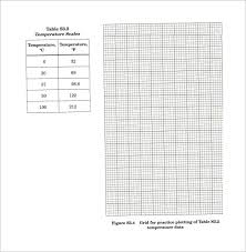 Sample Graph Paper With Axis 6 Documents In Pdf