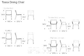 typical chair height dining chair height cm typical standard for inch table dining chair height typical