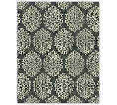 maritsa custom tufted rug charcoal