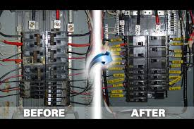 electrical panel gallery perfect electric south florida how to wire a breaker box to another breaker box at Circuit Box Wiring