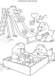 Parco Giochi Da Colorare Disegni Imagixs Sketch Coloring Page