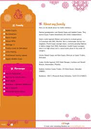 Biodata Background Designs Hindu Matrimonial Biodata Bio Data For Marriage Biodata