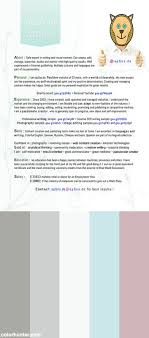 Best Color For Resume