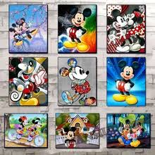 Buy diamond <b>painting mickey mouse</b> and get free shipping on ...