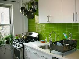Kitchen Backsplash Ideas For Dark Cabinets Kitchen Tiles Design