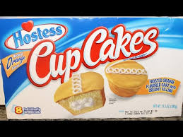 how much protein is in a orange cupcakes from hostess
