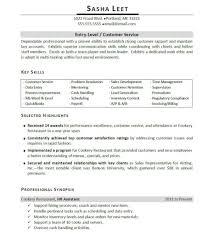 Resume Qualifications Entry Level Job Resume Qualifications Sugarflesh 17