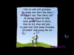 Grandfather Quotes Interesting Grandfather Quotes With Beautiful MessagesGreetings Wishes YouTube