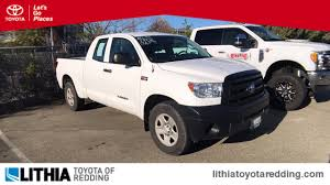 Toyota Tundra Price & Lease Offer - Redding CA