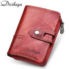 dicihaya s small and genuine leather women s wallet