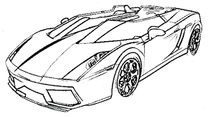 Coloring Pictures Of Cars Best Racing Car Coloring Pages Free