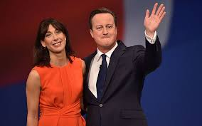 Image result for David Cameron applauded by party at last day as Prime Minister