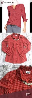 Best 25 Red gingham shirt ideas on Pinterest Branded shirts. Old Navy Red Gingham Buttondown
