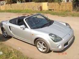 2004 Toyota MR2 For Sale, 1800cc., Gasoline, FR or RR, Automatic ...