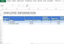 Hourly Payroll Calculator Free Office Payroll Calculator Template List Of Excel Free Spread