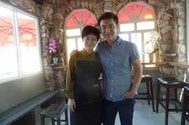 Tim was coro coffee room's lead barista in 2019 and moved into the roastery assistant role in 2020. My Coffee Roastery Owner Christine Chow With Son Caven Chow Photo Joanna Della Penna Berkeleyside