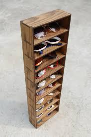 10ct sunglasses organizer rack display storage
