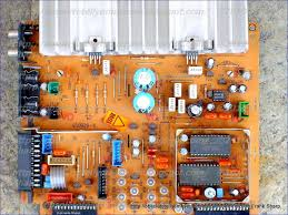 obsolete technology tellye itt nokia 7181 pip digivision black itt nokia 7181 pip digivision black line ifb 681 chassis digi be 2 pip blackplanigon 5861 69 49 sound processing unit modular parts