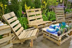 pallet patio furniture pinterest. The Wooden Pallets In Garden Have Become Very Popular Lately. Craftsmen And Designers Create Furniture, Houses, Benches Furniture Pallet Patio Pinterest 8